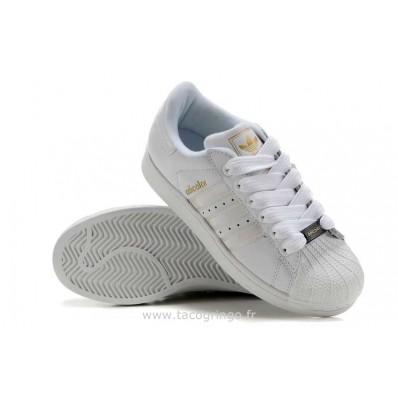 Vaste vente Adidas Superstar Femme Blanche,Adidas Femme