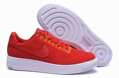 air force 1 rouge daim